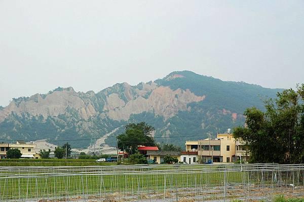 遠眺火炎山