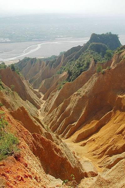 壯觀的峽谷