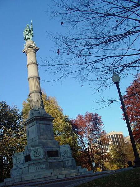 Soldiers & Sailor Monument