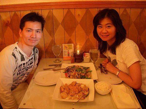每次來Boston泰國菜都是吃這家