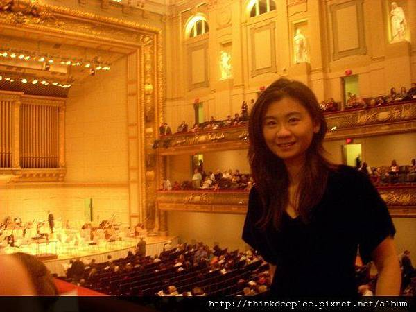 Boston交響樂團演出