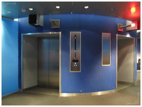 電梯樓層顯示也是雪梨塔的圖案