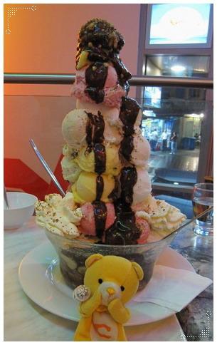 超級大冰淇淋
