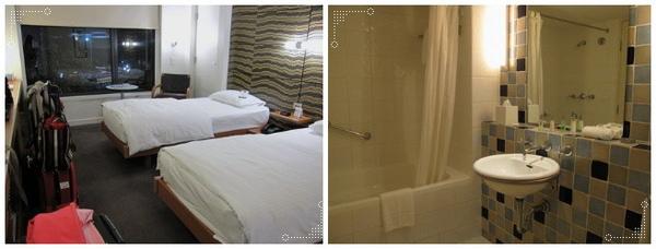 Vibe飯店,要住四晚