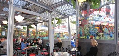 2009_0703_135202旁邊的餐廳玻璃也畫了彩色的圖-horz.jpg