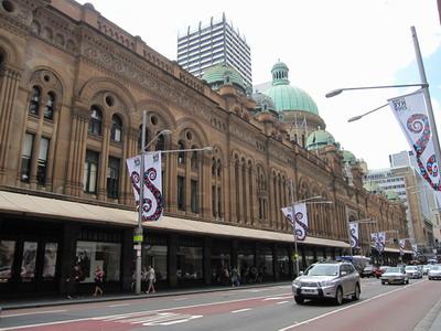 QVB(Queen Victoria Building)