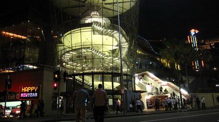 夜晚的Star city casino