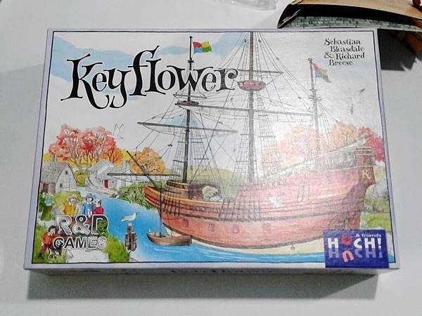 Keyflower大五月花號-01