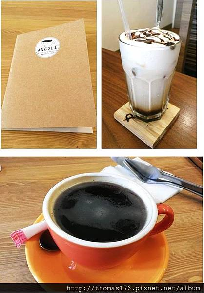 ANGOLI 咖啡