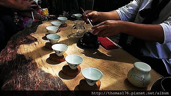 19 竹林茶席