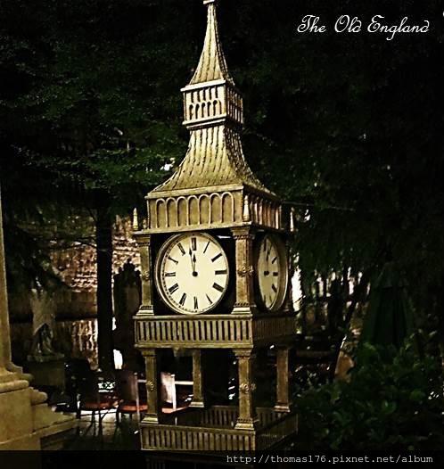 老英格蘭:大鐘