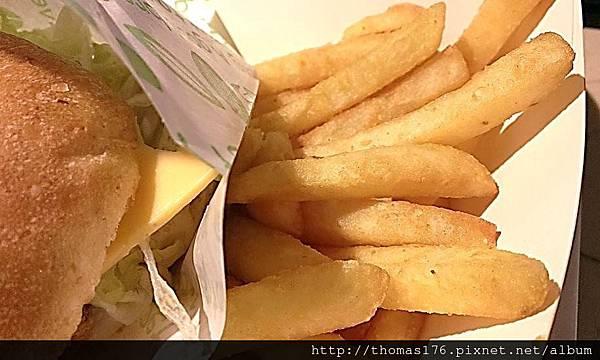 樂檸漢堡:台中中友15