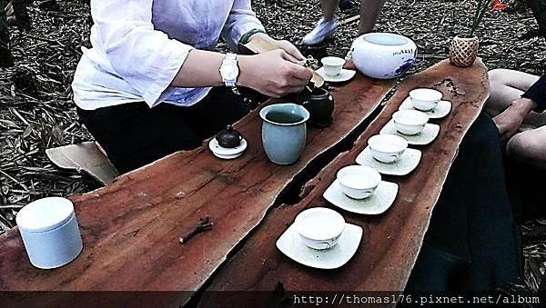 竹林茶席5