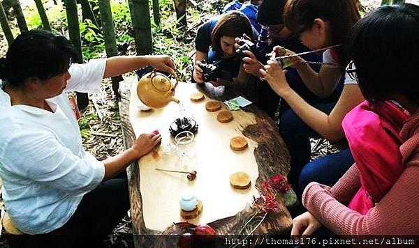 竹林茶席8