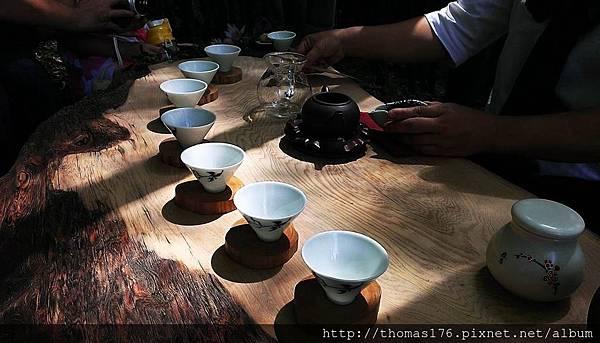 竹林茶席9