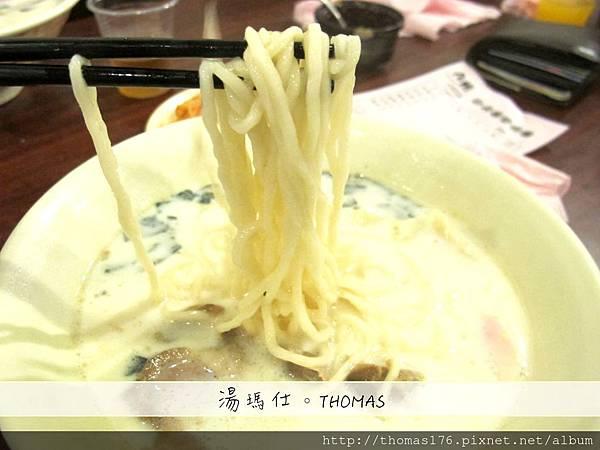 台中_九州拉麵_1