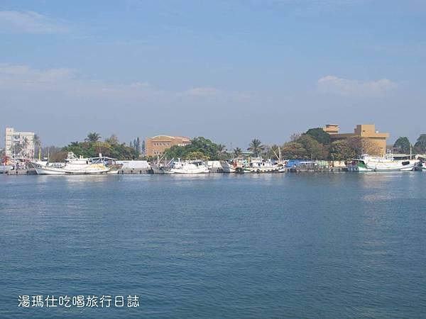 台南_藍色公路_安平航線_興達港_28