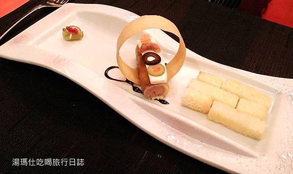 高雄_創意料理_無菜單_草船借箭_14
