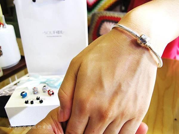 情人禮品,飾品手鍊串珠,soufeel珠寶_16