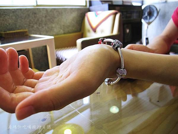情人禮品,飾品手鍊串珠,soufeel珠寶_28