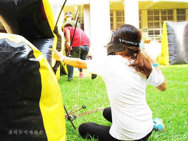 高雄戶外活動,生存遊戲,弓箭體驗,Archery Sports ,熊艾玩_21