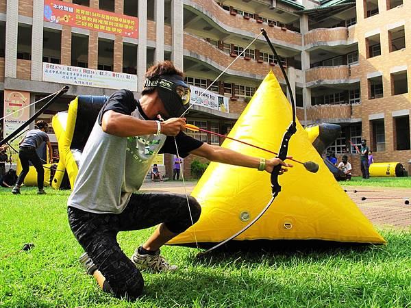 高雄戶外活動,生存遊戲,弓箭體驗,Archery Sports ,熊艾玩_19