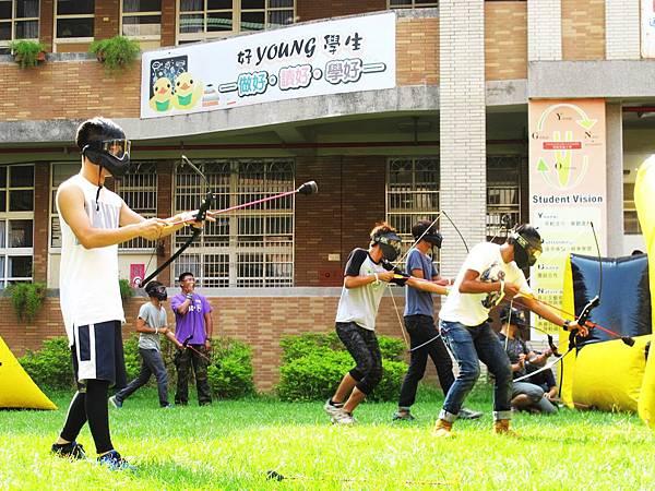 高雄戶外活動,生存遊戲,弓箭體驗,Archery Sports ,熊艾玩_17