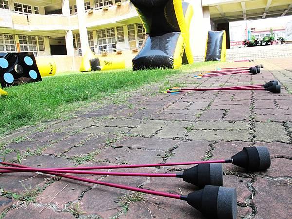 高雄戶外活動,生存遊戲,弓箭體驗,Archery Sports ,熊艾玩_09