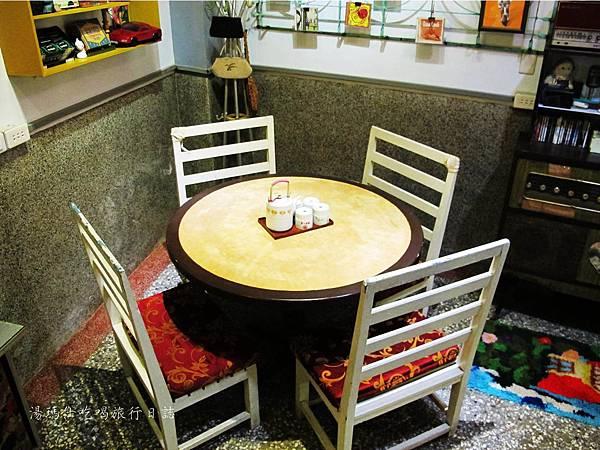 高雄懷舊餐廳,鄭江號,緩食茶,三多商圈必訪餐廳_10