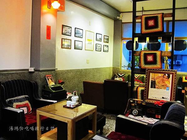 高雄懷舊餐廳,鄭江號,緩食茶,三多商圈必訪餐廳_09