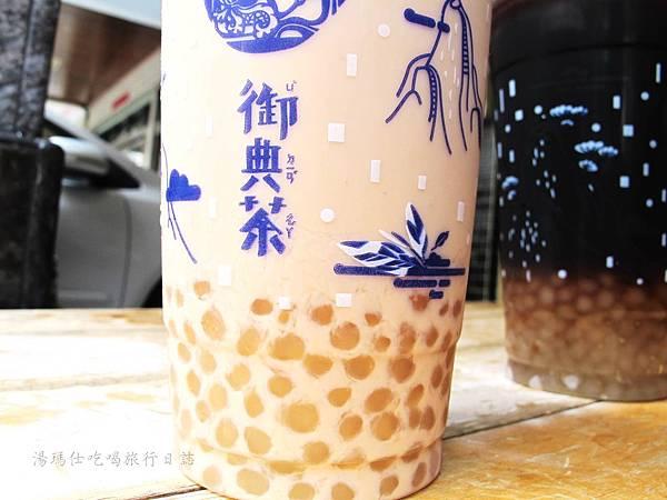 高雄特色飲料_鼓山區普爾奶茶,高雄白珍珠奶茶,御典茶_07