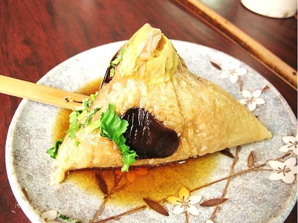 台南必吃小吃,台南好吃肉粽,台南百年老店,再發號肉粽_07