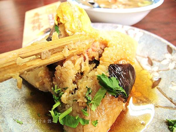 台南必吃小吃,台南好吃肉粽,台南百年老店,再發號肉粽_10