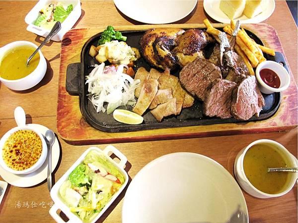 愛牛客,原味炭烤牛排館,高雄市式熟成牛排,熟成牛排,高雄熟成牛排,高雄頂級牛排店,美式牛排館,ibeef_23