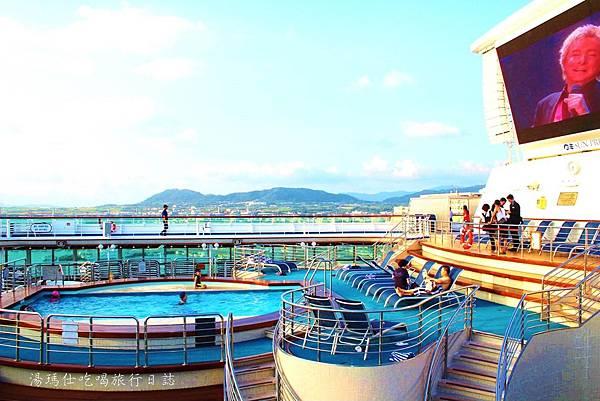 日本郵輪旅遊,石垣島旅遊,郵輪船上娛樂_06