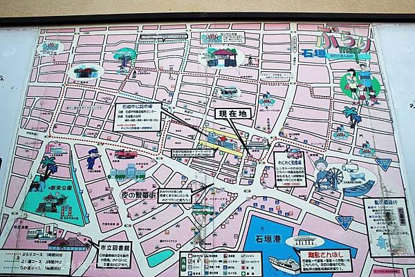 日本郵輪旅遊,石垣島旅遊,石垣島岸上觀光_04