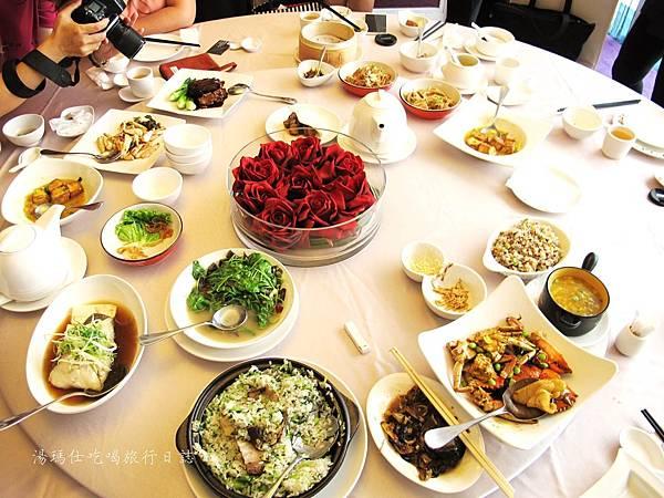 高雄推薦美食,大立精品餐廳,高雄上海菜餐廳,紅豆食府_34