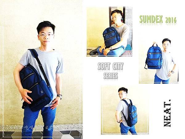 SUMDEX包,降落傘背包,旅遊必買背包,輕量背包,休閒包_02
