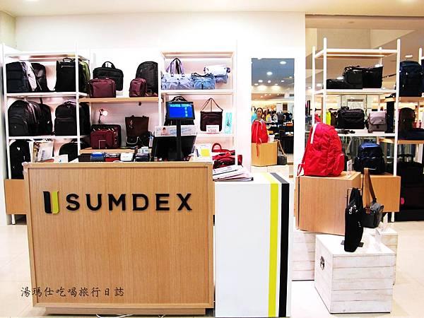 SUMDEX包,降落傘背包,旅遊必買背包,輕量背包,休閒包_04