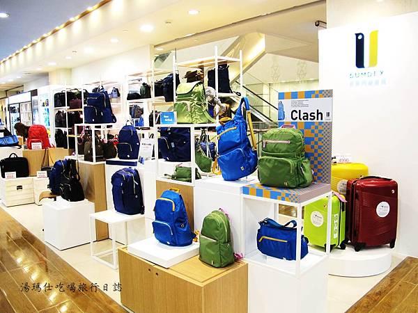 SUMDEX包,降落傘背包,旅遊必買背包,輕量背包,休閒包_03