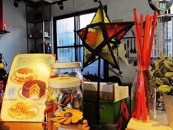 高雄甜點,三鳳中街裡的甜點店,起家厝,西式老屋甜點店_23