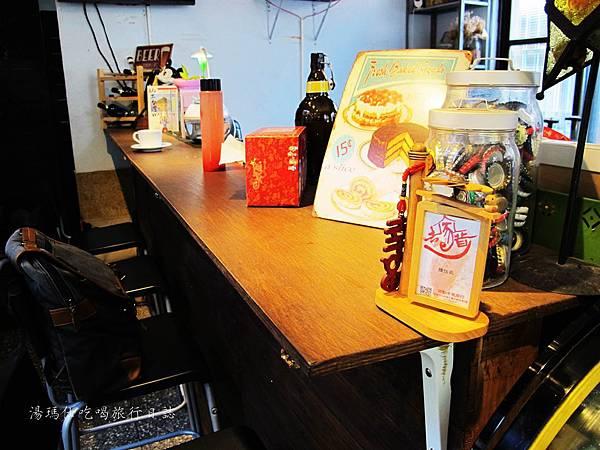 高雄甜點,三鳳中街裡的甜點店,起家厝,西式老屋甜點店_06