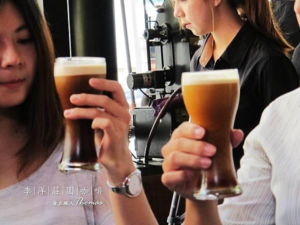 高雄咖啡,季洋莊園咖啡,氮氣咖啡,記者會_14