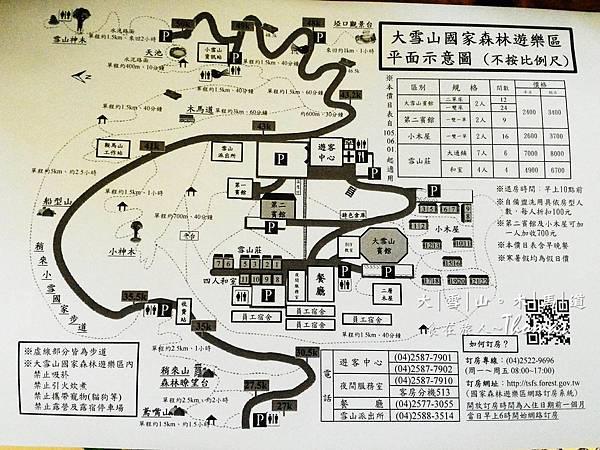 大雪山,台中景點,雪生神木,木馬道,小雪山登山_04
