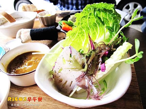 高雄美食,鳳山高cp值早午餐,RICO2早午餐_13