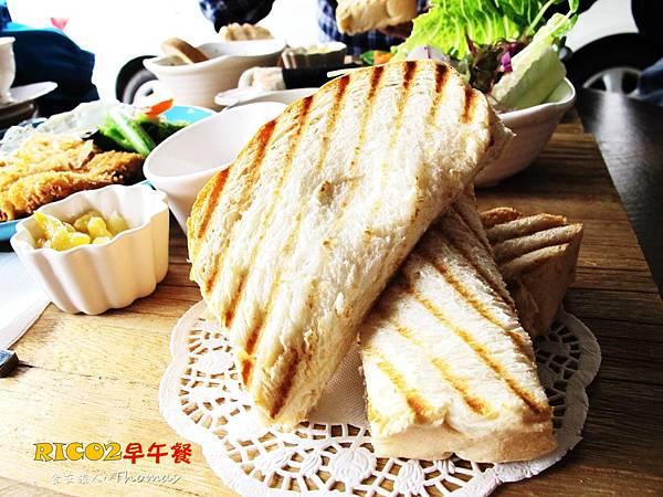高雄美食,鳳山高cp值早午餐,RICO2早午餐_14
