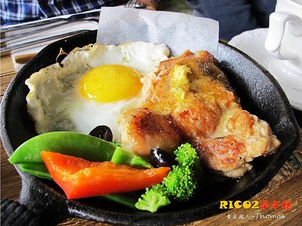 高雄美食,鳳山高cp值早午餐,RICO2早午餐_10
