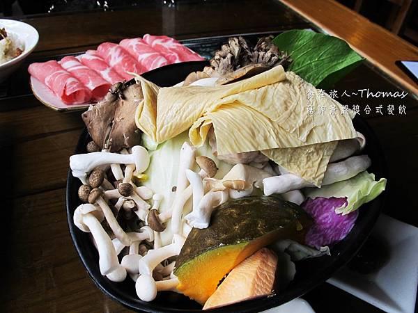 台中美食,新社花海美食餐廳,菇神火鍋_11