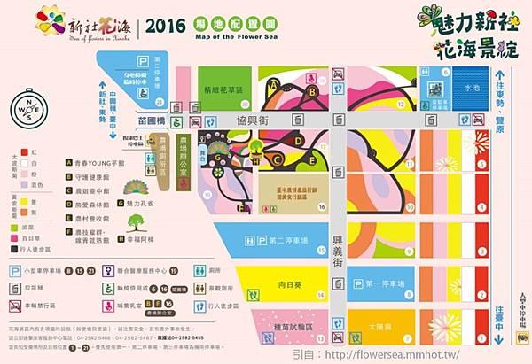 台中景點,2016新社花海節_03_1