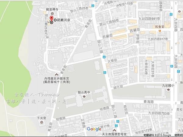 高雄景點,龍巖冽泉,高雄必遊_03